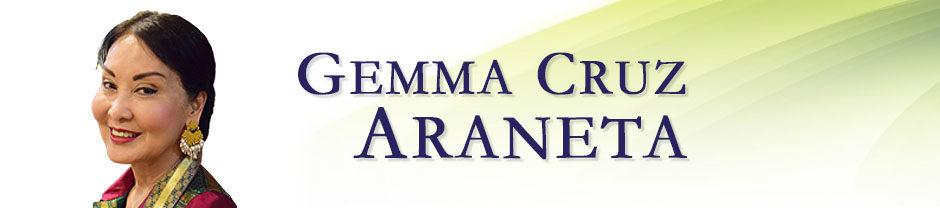 Gemma Cruz Araneta